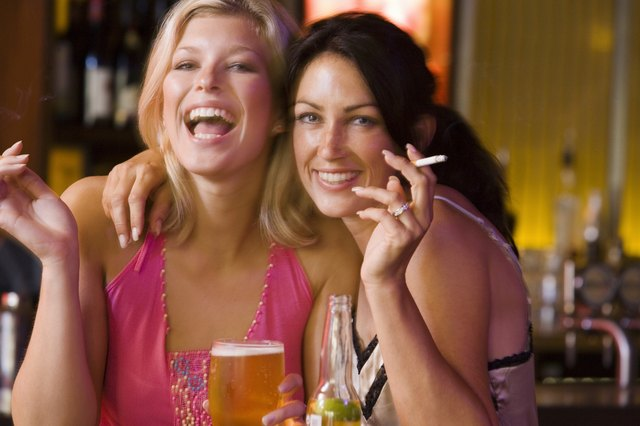 Avoid excessive alcohol and smoking altogether.
