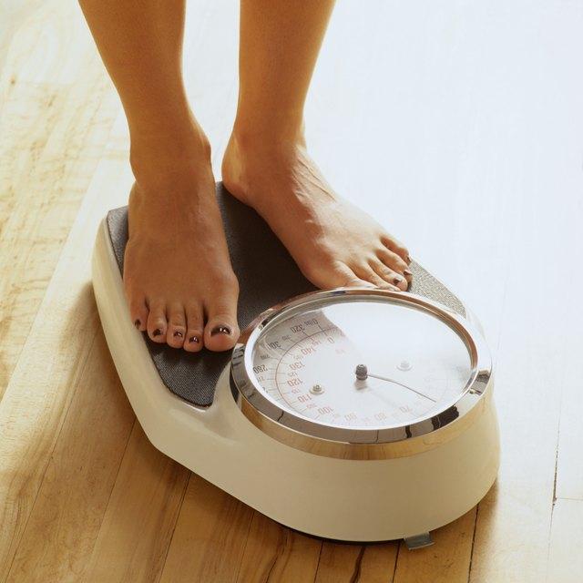 Lorsque vous perdez du poids, vous devrez travailler plus fort pour brûler des calories.