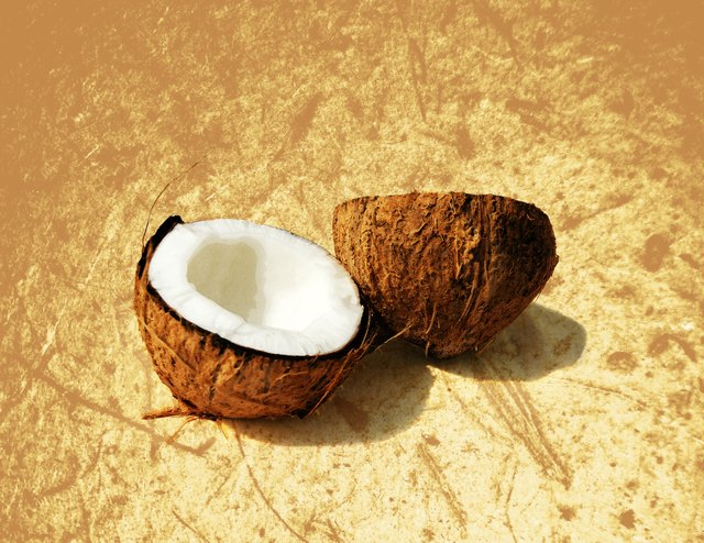 Coconut oil is packed with Omega 3 fatty acids, which work to widen blood vessels.