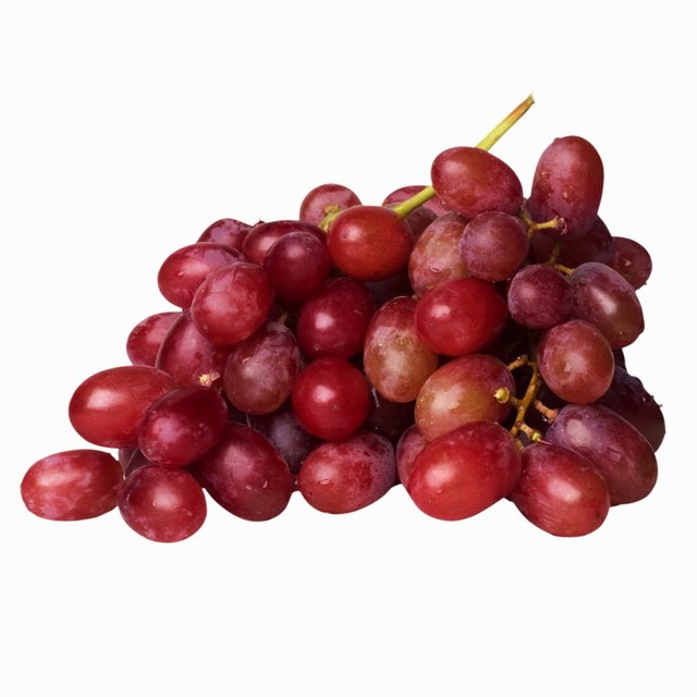 Consider grapes as an alternative fruit.