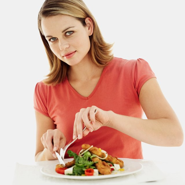 Eat smaller servings if at high risk.