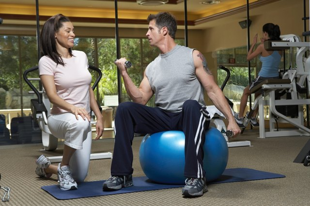 Certain weight training exercises may be beneficial.