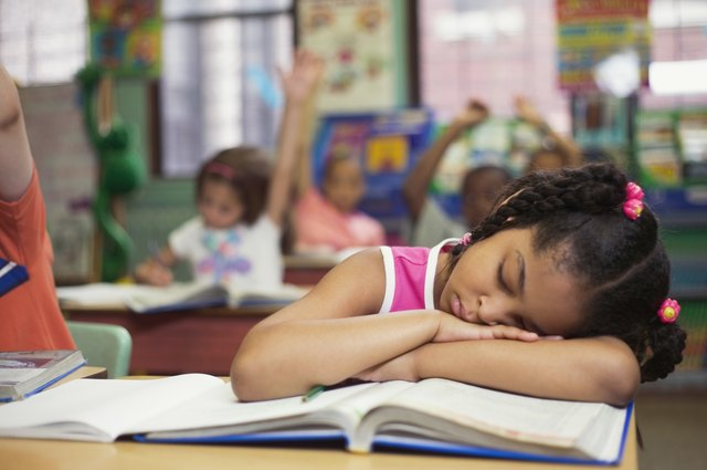 Children who do not get adequate sleep may have a more difficult time learning and engaging in social interactions.
