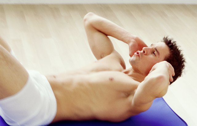Work out your abs within a reasonable manner and allow 48 hours for recovery.