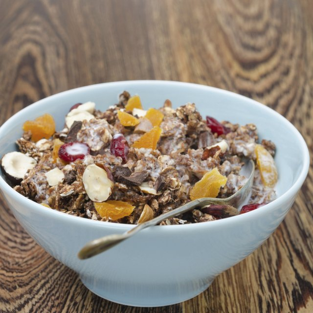 Zinc and folate might be as close as your cereal bowl.