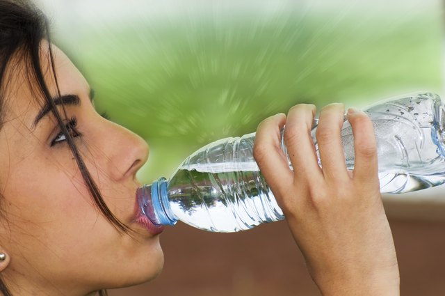Be sure to consume an adequate amount of water.