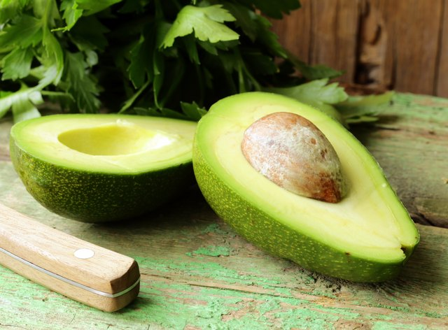 avocados are a source of healthy fats