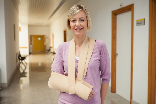 Collagen helps mend bone fractures