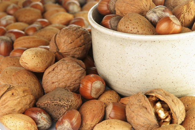 Avoid eating dried Brazil nuts.