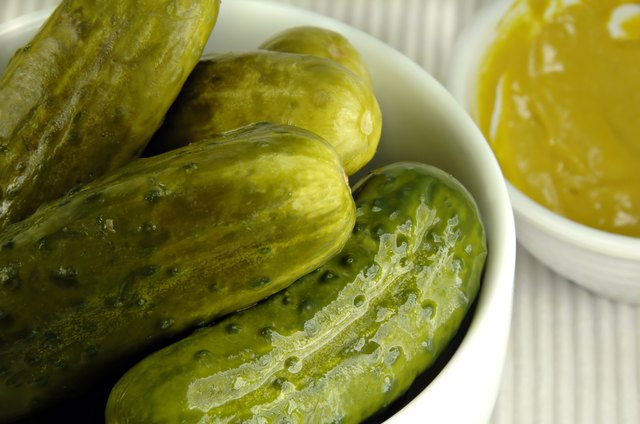 pickles should be avoided