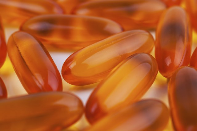 Consuming fish oil with a multivitamin can boost your consumption of healthy oils.