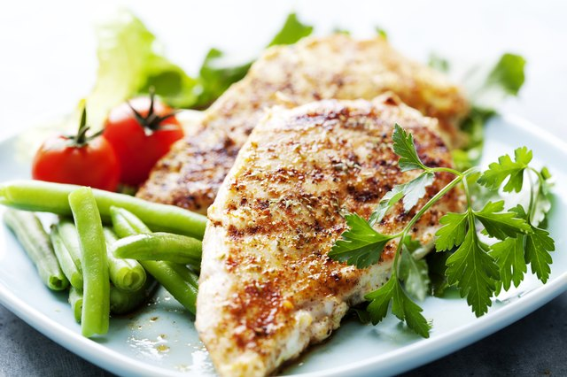 Finding the right balance of protein, fats and carbs is essential.