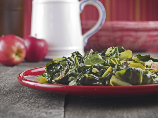 collard greens have only 0.5 grams of sugar per cup
