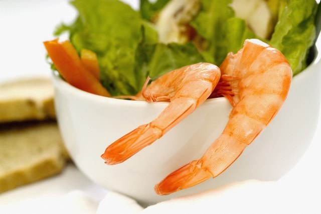 Shrimp, clams and canned salmon have some of the lowest levels of mercury.
