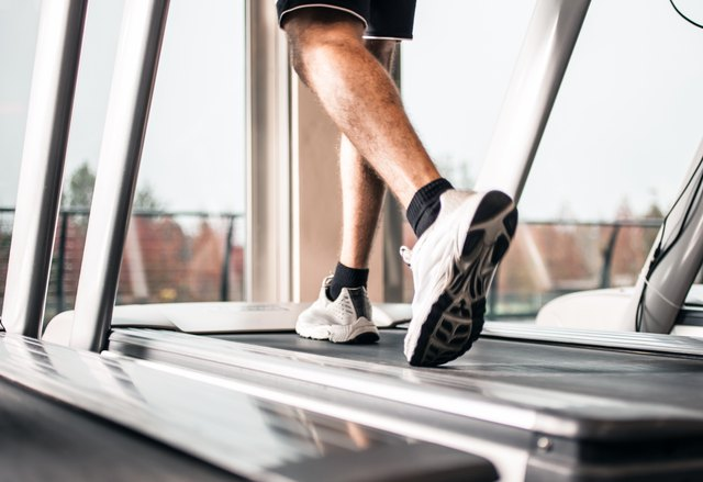 A treadmill can be purchased to fit in small spaces, especially foldable models.