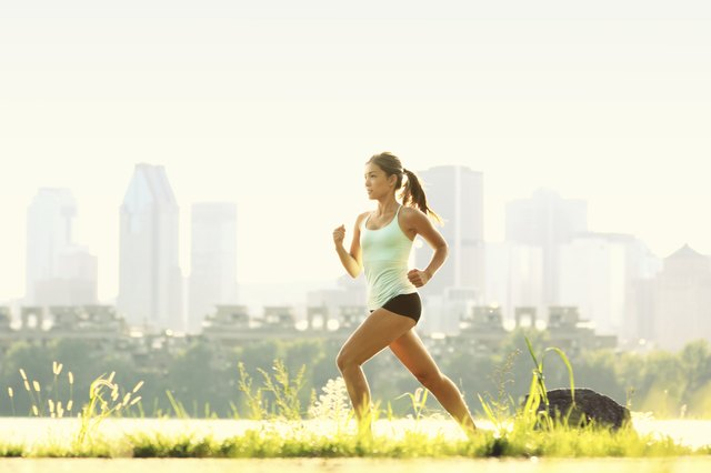 Begin with two 30 minute runs per week.