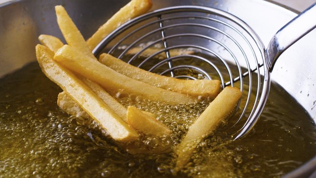 fried foods may contain trans-fats