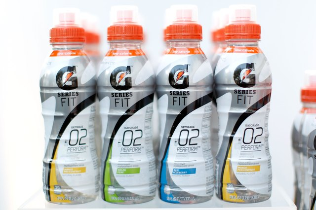 Gatorade can make diarrhea worse.
