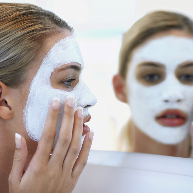 Give yourself a facial.