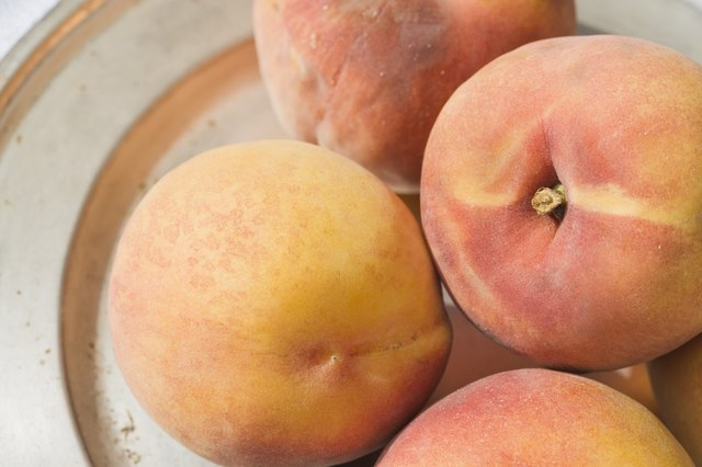 Peach cravings may mean a need for beta-carotene.