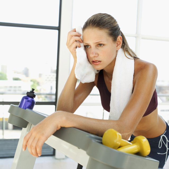 Expect for your body to feel slightly tired and sore as you increase your activity level.