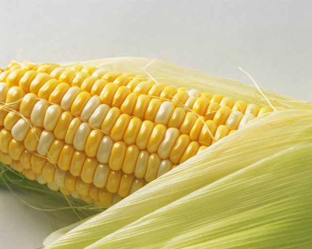 Most maltodextrin is made from corn.