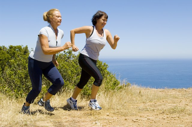 Remaining or becoming physically active helps women maintain or attain a healthy post-menopausal weight.