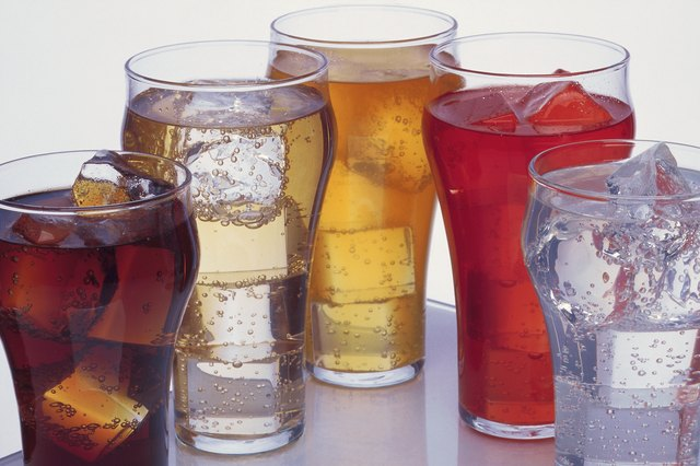 Avoid sugary drinks such as fruit juice and soda.