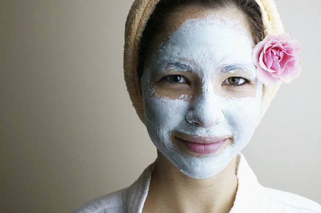 Apply a face mask once a week to get flawless looking skin