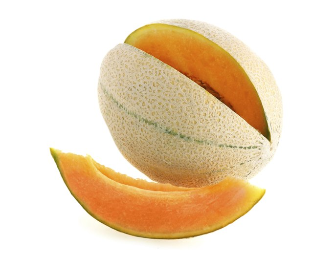 Melons are low oxalate.