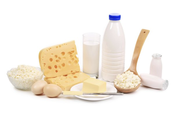 Dairy products are an excellent source of riboflavin.