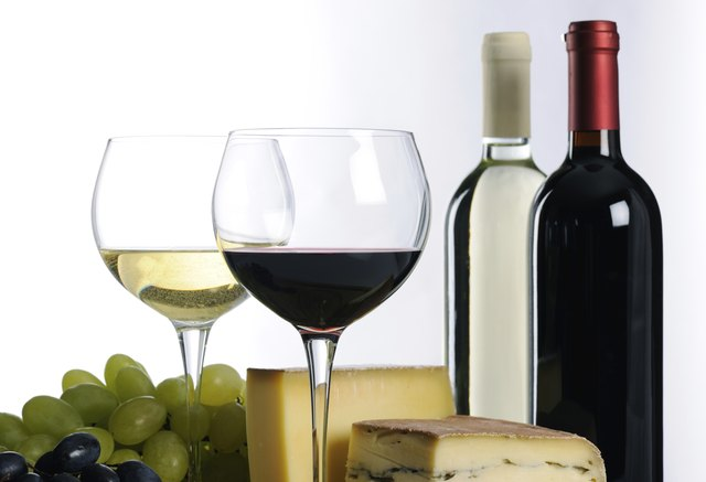 The flavonoids in red wine could possibly decrease the phlegm associated with respiratory diseases.
