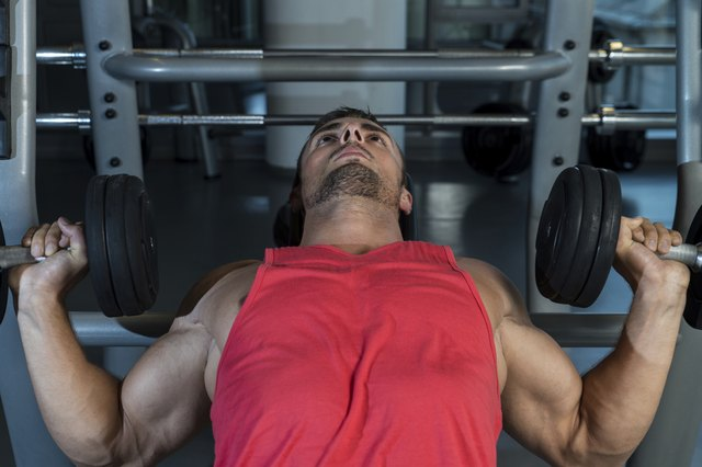 The most basic upper body dumbbell exercise is the press.