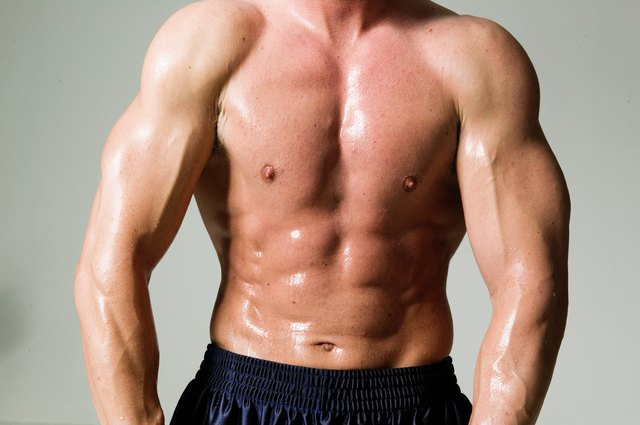 HIIT burns fat from your entire body.