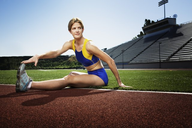 Rest one minute for every 10 seconds of sprinting.