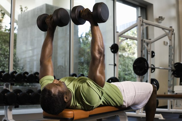 Overloading your muscles can lead to muscle soreness.