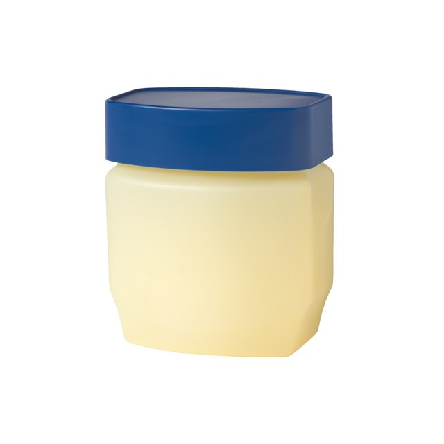 Petroleum jelly.