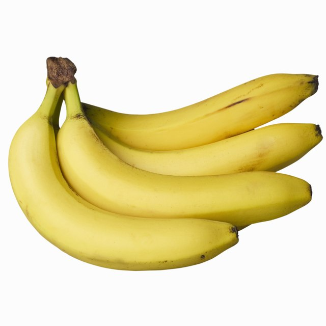 Bananas are free of food intolerance.