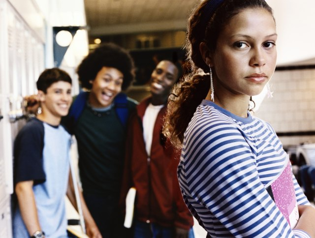 It is important for teens to identify situations and experiences that anger them.