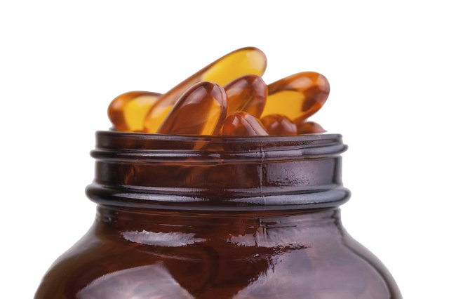Fish oil can help reduce triglycerides.