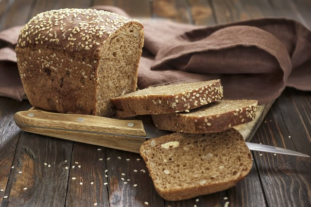 Russian Rye Bread Vs Pumpernickel Livestrong Com