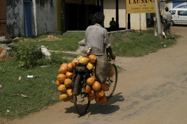 In Sri lanka, large amounts of coconuts are consumed, and the heart disease rates are very low.