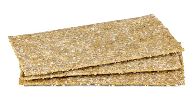 Whole wheat crackers.
