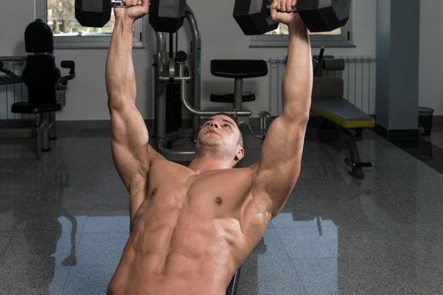 Opt for an incline bench if you want more upper chest activation.