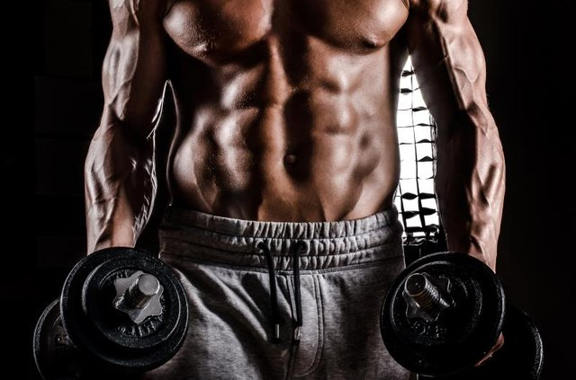 Strength training is a MUST for six-pack abs.