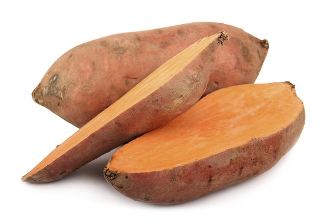 Sweet potatoes are a soft, refined food.
