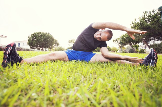 Stretching will improve your flexibility and reduce your injury risk.