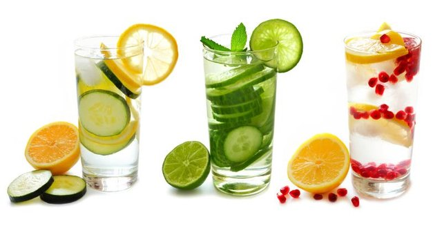 Add lemon or lime to flavor your water.