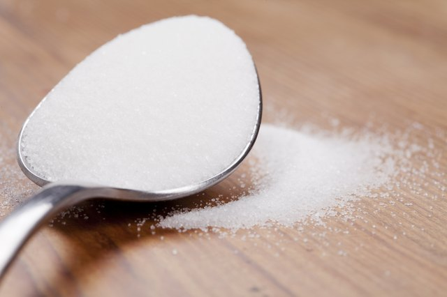 Spoonful of white sugar