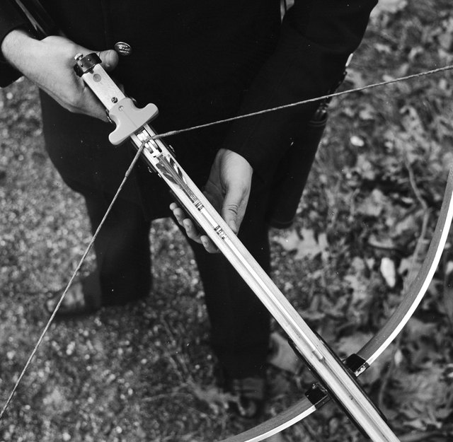Crossbows have the most regulations and legal stipulations out of all archery bows.